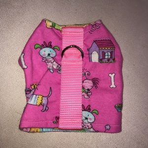 Other - Dog Pet Animal XXS Body Harness Adjustable Pink